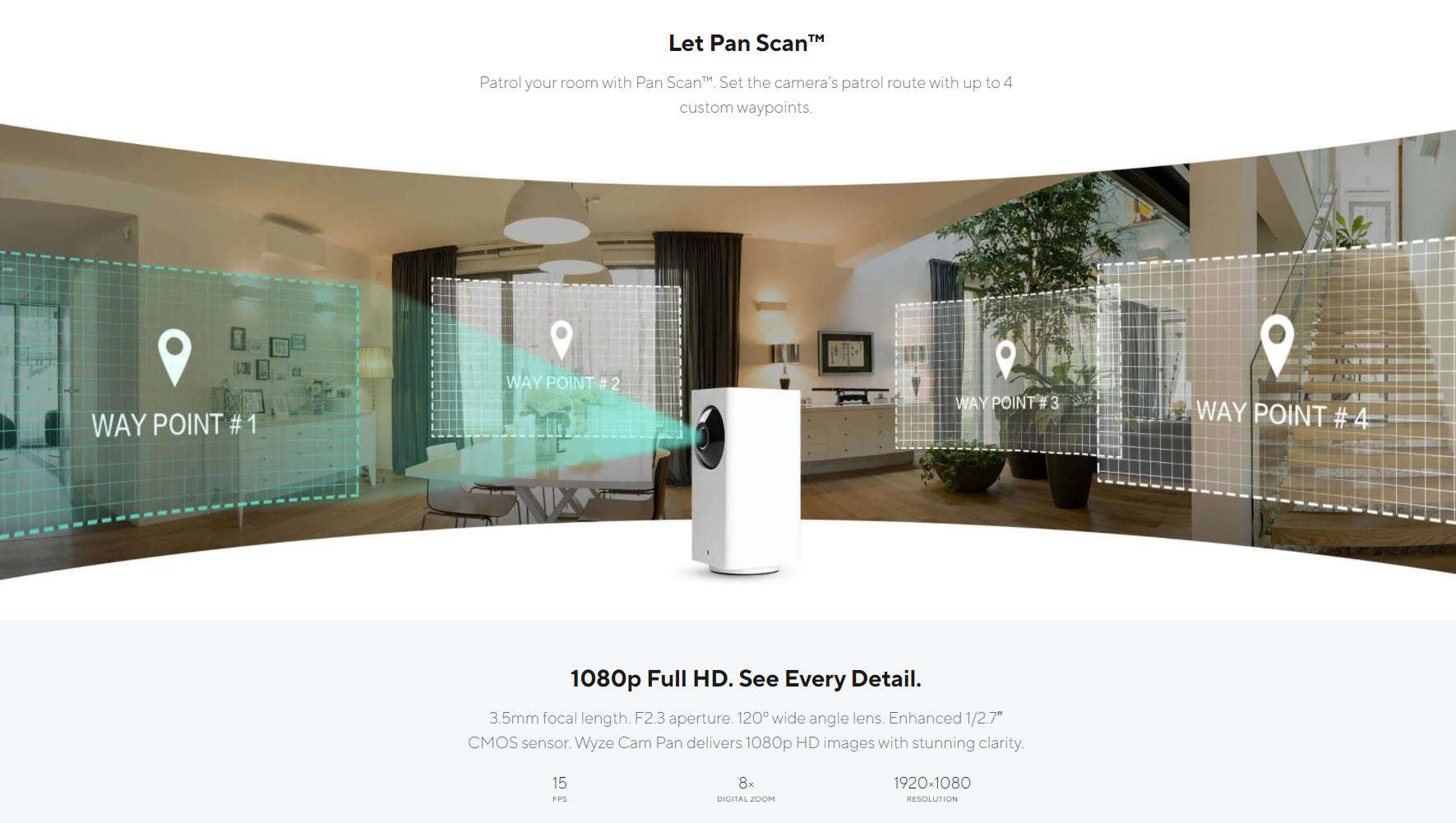 Wyze Cam Home Security System